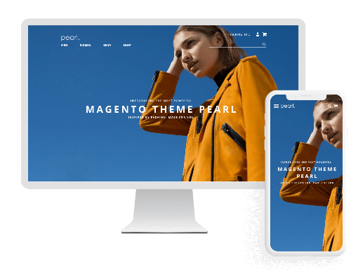 Magento 2 Full Page Scroll.