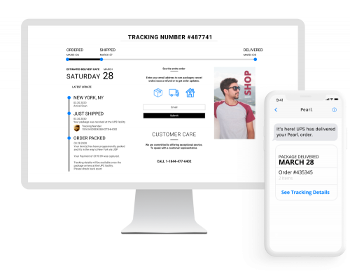 Magento 2 Order Tracking and SMS Notification.