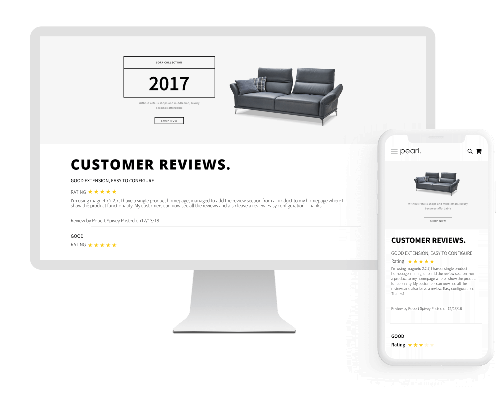 Magento 2 Product Reviews & Rating Widget.