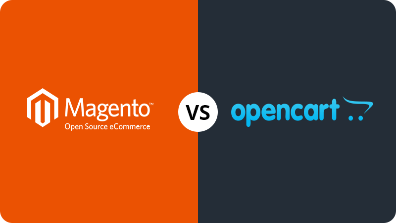 Magento 2 vs Open Cart - Which one is the better option?