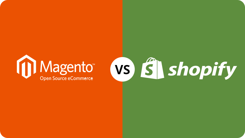Magento 2 vs Shopify - Which one is the better option?