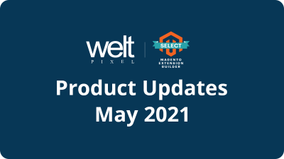 Product Updates and New Releases - May 2021