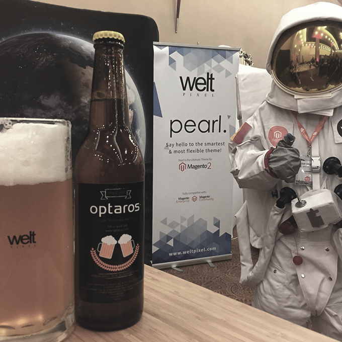 WeltPixel Cosmo Beer Optaros