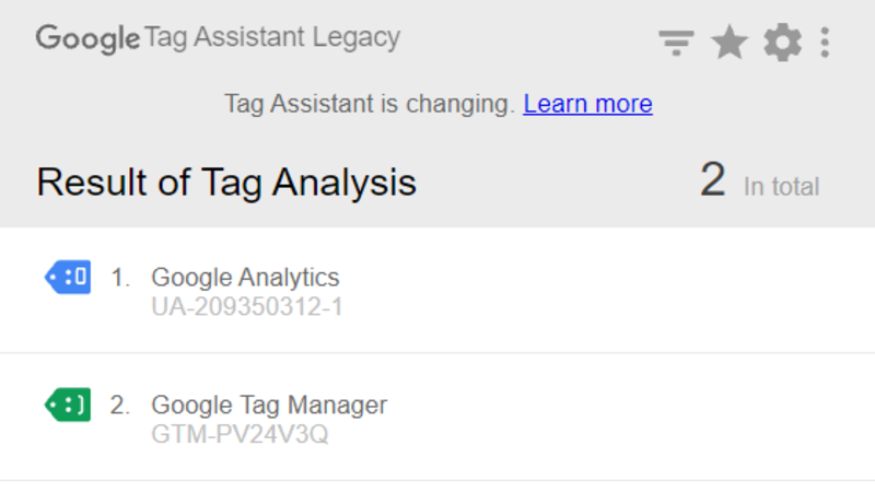 WeltPixel GTM Tag Analysis