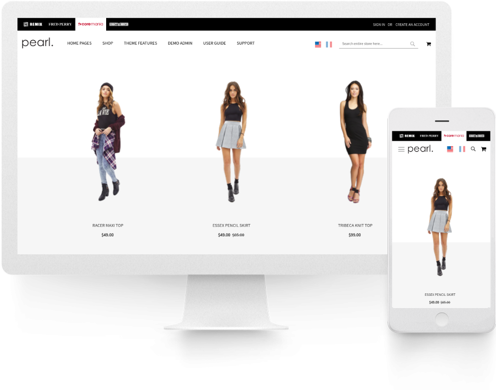 ENHANCED MAGENTO 2 MULTI-STORE MULTI-BRAND EXTENSION.