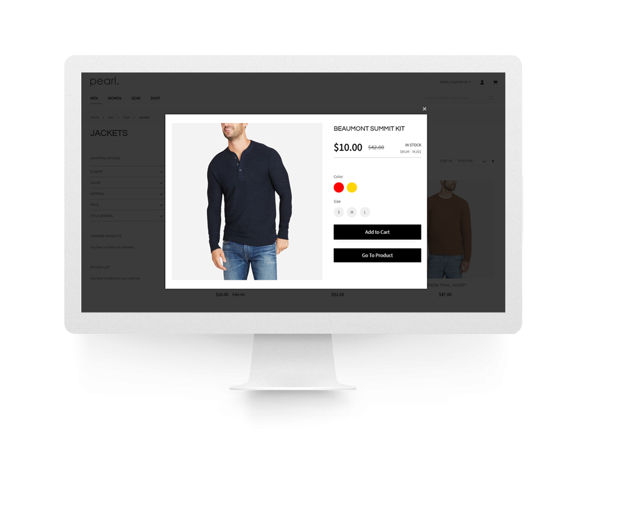 Magento 2 Ajax Add To Cart and Quick View PRO