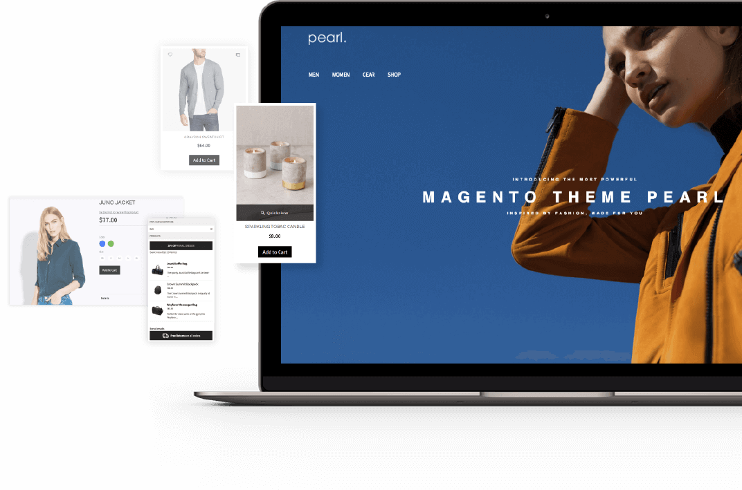 Magento 2 Themes and Extensions
